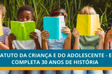 Sesc SP debate os 30 anos do Estatuto da Criança e do Adolescente, hoje, às 16h