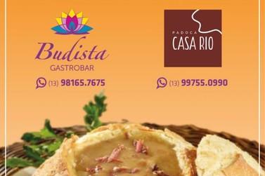 Budista Gastrobar e Padoca Casa Rio firmam parceria