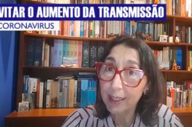 Como evitar o aumento da transmissão do Coronavírus?