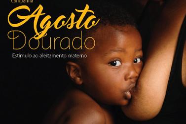 Mês do Aleitamento Materno e Semana Mundial da Amamentação