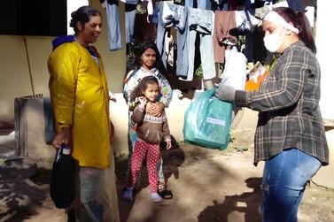 Saudade leva professores a visitar seus alunos à distância no Vale do Ribeira