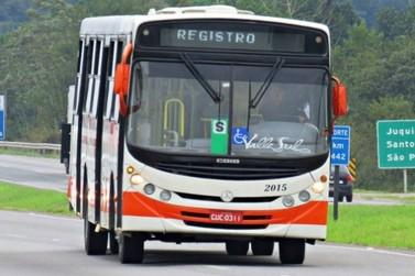ValleSul divulga novos horários de ônibus no Vale do Ribeira