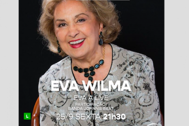 Eva Wilma conta histórias, canta e faz reflexões na live teatral do Sesc