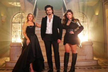 Luan Santana, Luiza Sonza e Giula Be fazem live romântica, hoje, às 20h