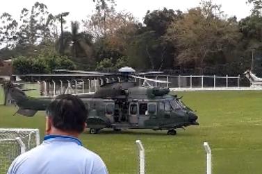 No Vale, Jair Bolsonaro acompanha obras em segunda visita à Região no mandato