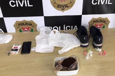 Polícia Civil prende em flagrante casal por tráfico de drogas em Registro