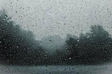Domingo chuvoso com máxima de 20º em todo do Vale do Ribeira