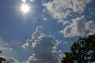 Feriado do Dia das Crianças com sol e máxima de 25º C em todo o Vale do Ribeira