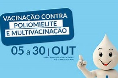 Multivacinação em Iguape começa segunda-feira (5)