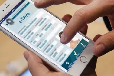Eleitor pode justificar ausência no dia da votação pelo celular
