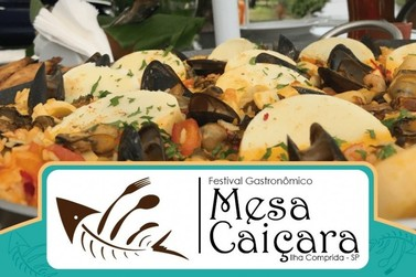 Festival Gastronômico Mesa Caiçara foi prorrogado até o dia 30 de novembro