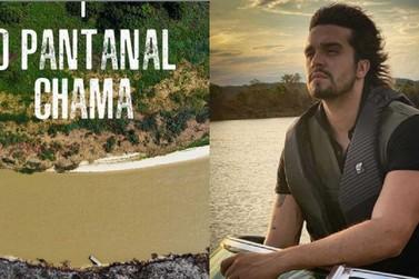 Luan Santana faz live direto do Pantanal, hoje, às 17h
