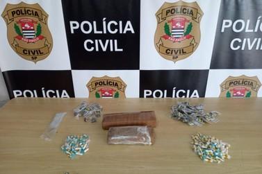 Polícia Civil prende grupo por tráfico de drogas na região do Vale do Ribeira