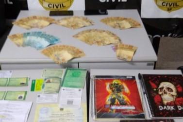 Polícia Civil prende, no Vale do Ribeira, homem procurado da Justiça