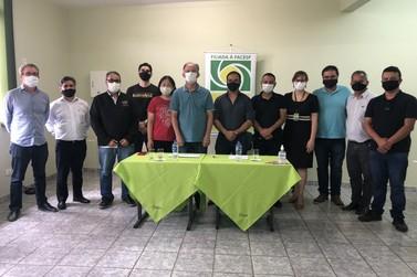 Prefeito eleito de Registro faz visita à ACIAR e afirma parceria