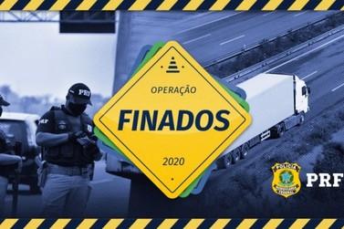 PRF apresenta resultados operacionais do feriadão de Finados