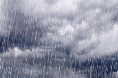 Defesa Civil municipal publica nota sobre fortes chuvas na região