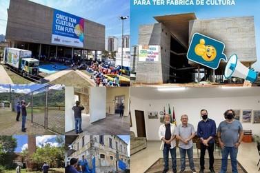 Iguape inicia processo para criação de Fábrica de Cultura no município