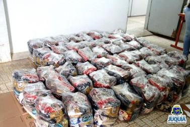 Juquiá entrega Kit Alimentação para alunos do Instituto Federal