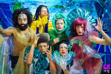 Bloco Glixaria divulga agenda completa de Carnaval virtual