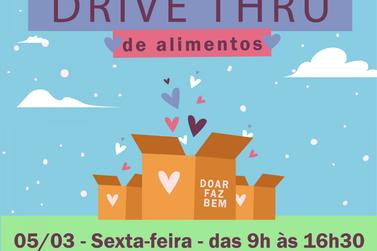 Registro terá 2ª Edição do Drive Thru Solidário