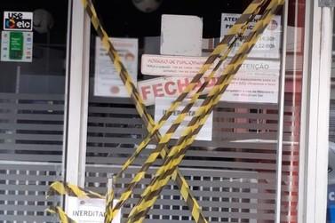 Restaurante em Registro é interditado por descumprimento de regras sanitárias