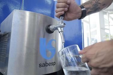 Sabesp suspende cortes e renegocia débitos de clientes comerciais