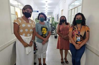 Vereadora busca melhoria no atendimento à mulher vítima de violência em Registro