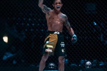 Com vitória, Jr Preto lutará pelo cinturão do peso galo