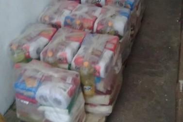 Partido promove campanha de arrecadação de alimentos
