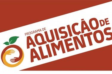 Prefeitura de Iguape abre inscrições para o Programa de Aquisição de Alimentos