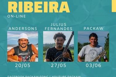 Artistas do Vale do Ribeira se apresentam online