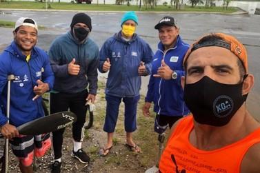 Atletas de paracanoagem da Ilha foram convocados para a Copa do Mundo da Hungria