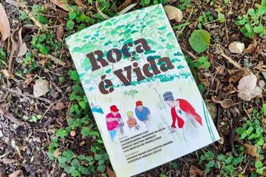Livro escrito e ilustrado por quilombolas inspira atividades em escolas do Vale