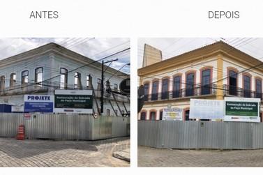 Monumentos do centro histórico de Iguape (SP) são entregues à população
