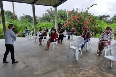 Comunidades quilombolas iniciam no Vale do Ribeira cursos de empreendedorismo