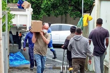 Fundo Social de Solidariedade recebe 1.297 cestas básicas da FUSSP