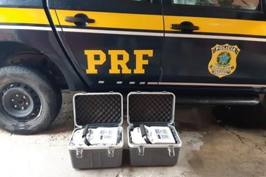 PRF apreende máquinas de radiologia sem documentação legal