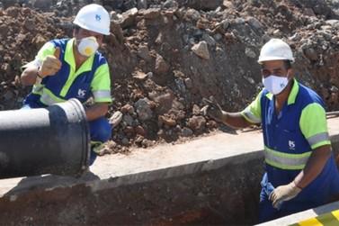 Sabesp inaugura obras de saneamento para levar mais qualidade de vida ao Vale