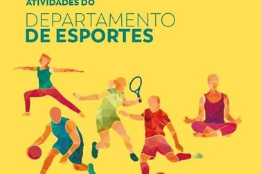 Cajati retorna atividades esportivas a partir desta segunda-feira (26)