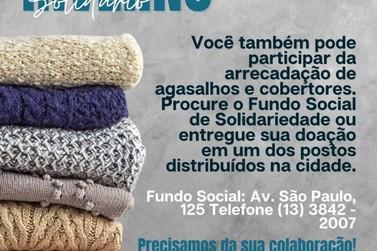 Onda de frio -Solidariedade e meio ambiente
