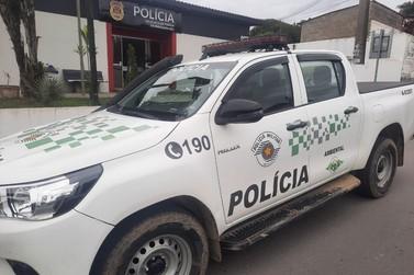 Polícia Ambiental prende procurado em Operação Interior Mais Seguro em Pariquera
