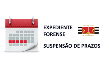 Portal do TJSP disponibiliza consulta de expediente forense e suspensão de prazo