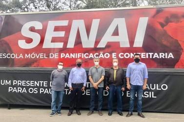 SENAI inicia curso de Fabricação de Bolos e Cupcakes em Miracatu