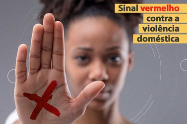 Câmara de Registro entra na Campanha Sinal Vermelho à Violência Doméstica