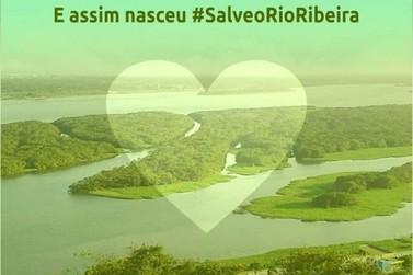 Campanha Salve o Rio Ribeira será lançada neste sábado (4)