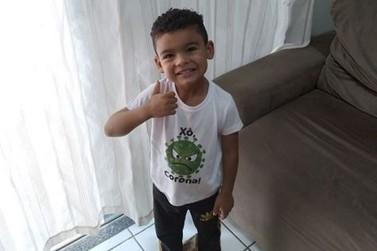 """Emanuel, de apenas 4 anos, vence Concurso """"Eu me Protejo Contra o Coronavírus"""""""