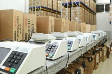 Novas urnas eletrônicas contarão com certificação da ICP-Brasil
