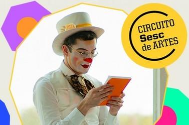 Circuito Sesc de Artes apresenta hoje Sarau Virtual a partir das 20h