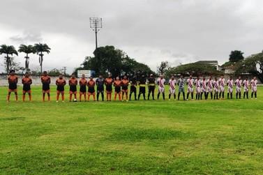 Final de semana marca início da Copa Registro de Futebol Amador e Veterano 40
